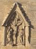 Kreuzigungsrelief Peterskirche Erfurt